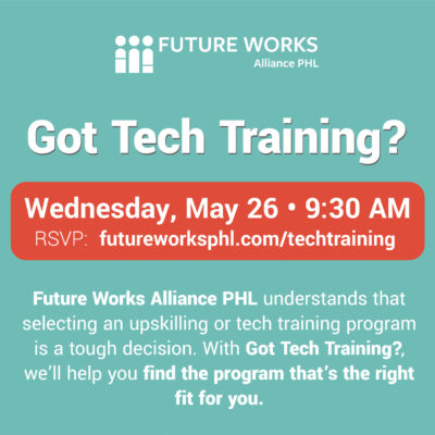 The Future is Now: Got Tech Training?